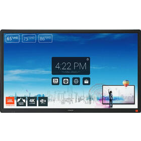 ctouch-laser-nova-86-pantalla-interactiva-con-android-ultrahd-4k-tactil