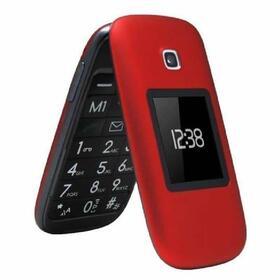 telefono-movil-libre-telefunken-tm-260-cosi-rojo-pantalla-66cm-pantalla-45cm-teclas-grandes-fm-bt-ranura-microsd-bat-800mah