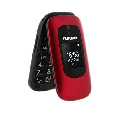 telefono-movil-libre-telefunken-tm-250-izy-red-pantalla-6cm-pantalla-36cm-bt-teclas-grandes-camara-bi-banda-microsd-800mah
