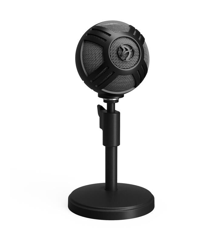arozzi-sfera-microfono-de-superficie-para-mesa-negro