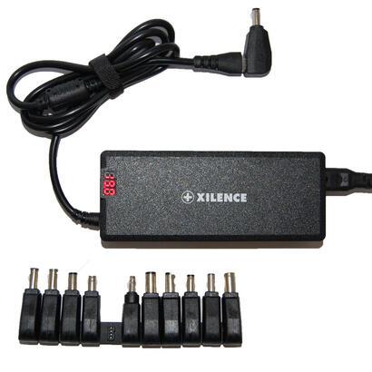 xilence-xm012-adaptador-e-inversor-de-corriente-interior-120-w-negro