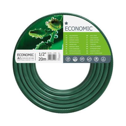 cellfast-economic-manguera-de-jardin-20-m-por-encima-del-suelo-verde-poliester