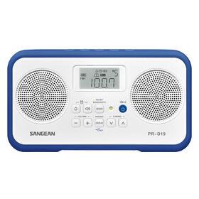 sangean-pr-d19-blanco-azul-oscuro-radio-digital-portatil-fm-am-pantalla-lcd-alarma-bateria