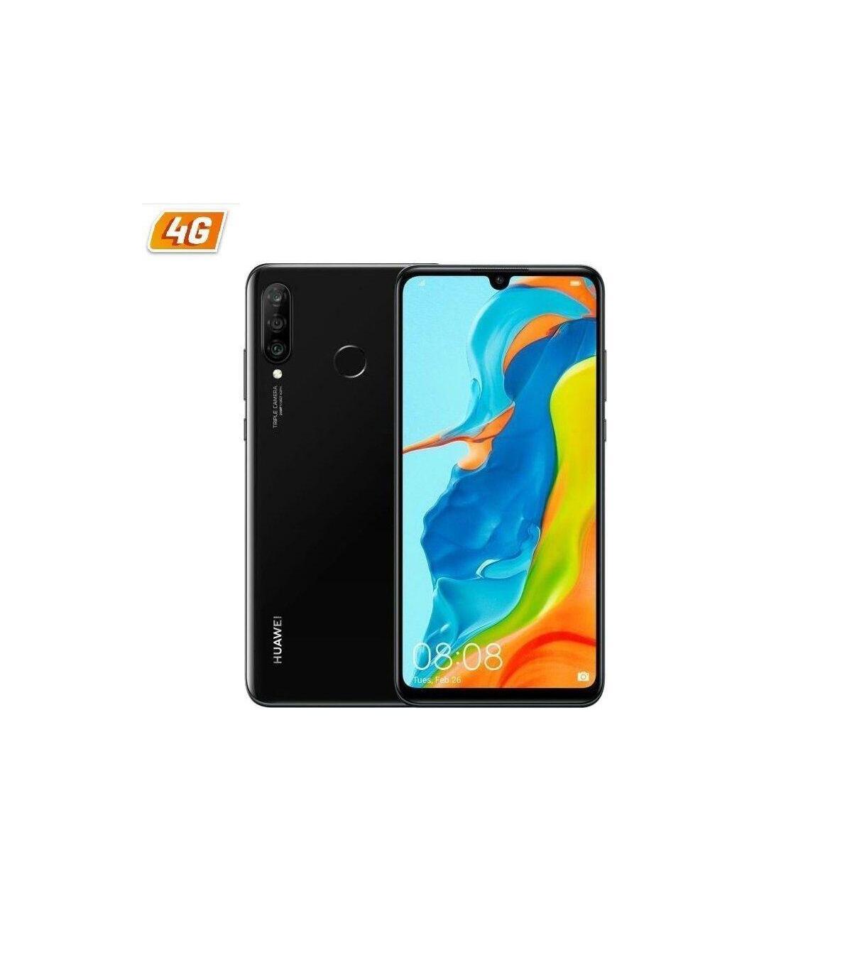 SMARTPHONE HUAWEI P30 LITE BLACK 6 15' CAM (48+8+2MP)/24MP