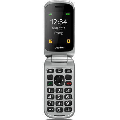 telefono-movil-beafon-sl590-black-silver-pantalla-61cm-int45cm-ext-cam-3mp-bt-radio-fm-boton-sos-bat-1000mah
