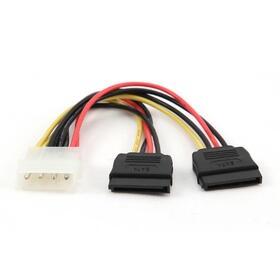 gembird-cable-de-alimentcion-525-molex-a-doble-sata-015m-cc-sata-psy