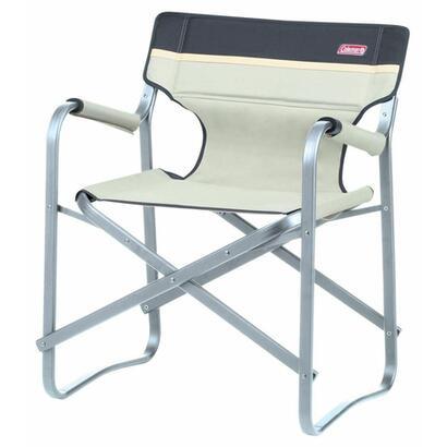 coleman-204065-silla-de-camping-y-taburete-2-patas-aluminio-caqui