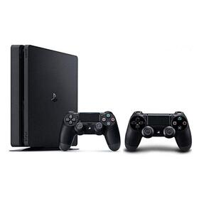 consola-sony-playstation-4-slim-500gb-black-2-mandos-inalambricos-dualshock-4