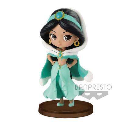 figura-jasmine-winter-aladdin-disney-q-posket-7cm