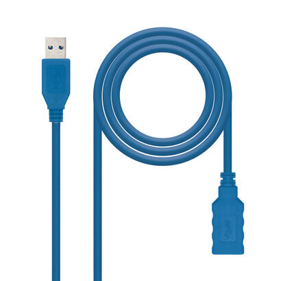 nanocable-cable-usb-30-alargomh-1m-azul
