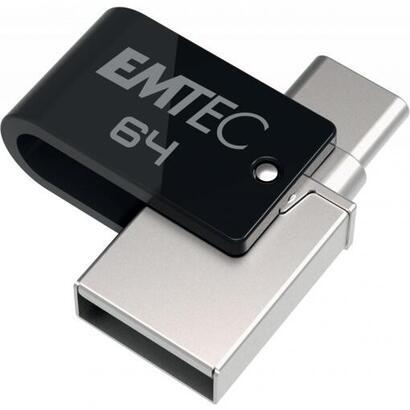 memoria-usb-emtec-64-gb-t260-usb-32-usb-c-dual