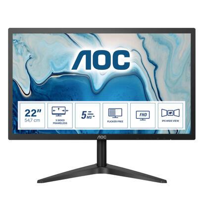 monitor-aoc-215-22b1hs-ips1920x1080vga-hdmi5ms60hz-inclinable