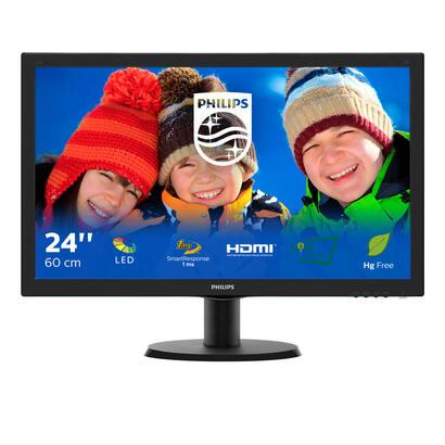 philips-monitor-2361-v-line-243v5lhsb-leddvi-dhdmifullhd1ms10001250cdm2negro