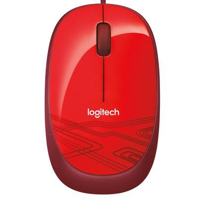 logitech-raton-m105-optico-usb-rojo