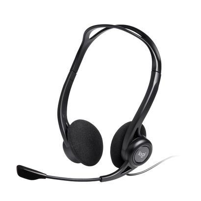 logitech-auricularesmicro-pc960m-stereo-usb