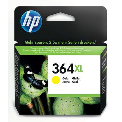 hp-tinta-original-n-364xl-yellow-para-d5460c5380c6380-y-pro-b8550