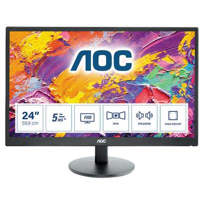 monitor-aoc-236-m2470swh-vgahdmi-1920x1080-multimedia-negro