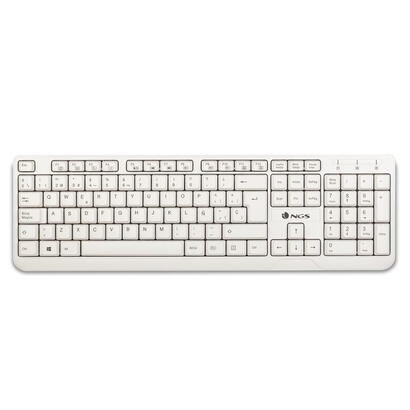 ngs-teclado-con-cable-spike-white-blanco12-teclas-multimedia