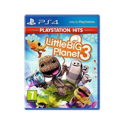 juego-sony-ps4-hits-little-big-planet-3