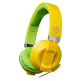 hiditec-auriculares-cool-kids-amarillo-jack-35mm-altavoces-40mm-microfono