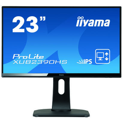 monitor-iiyama-231-pl-xub2390hs-b1-5msvgadvihdmispheightpiv