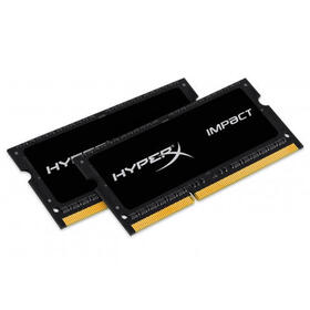 memoria-kingston-sodimm-ddr4-8gb-kit-2x4gb-ddr3-pc-1866-kingston-hyperx-impact-black-hx318ls11ibk28