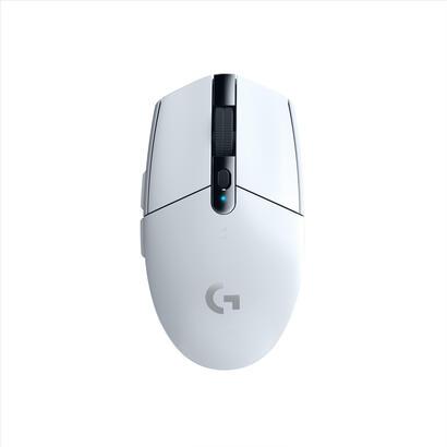 logitech-raton-g305-optico-6-botones-12000-dpi-inalambrico-lightspeed-blanco-910-005291