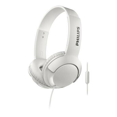 philips-auriculares-bassmicrofono-shl3075wt-blanco