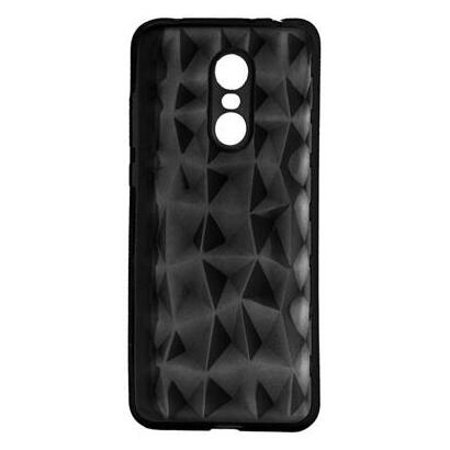 x-one-funda-diamante-3d-xiaomi-redmi-5-plus-negro