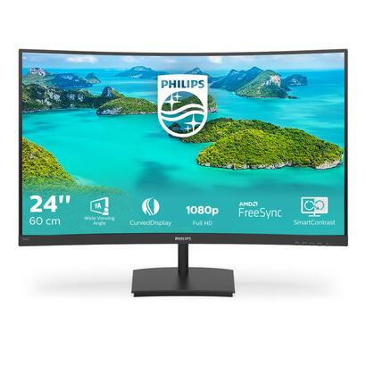 monitor-24-philips-e-line-241e1sca-curved-4ms-10001-hdmi-sp-pv