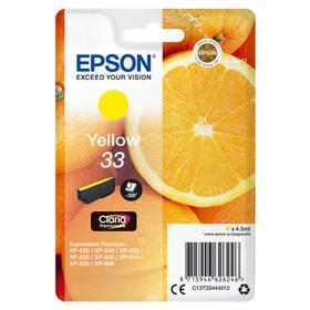epson-oranges-singlepack-yellow-33-claria-premium-ink