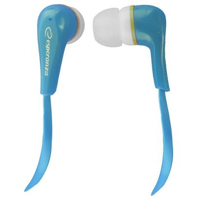 auriculaes-esperanza-eh146b-lollipop-audio-stereo-earphones-blue