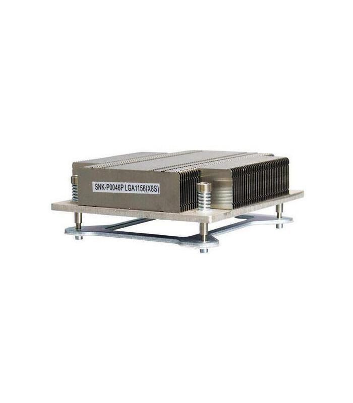 supermicro-snk-p0046p-procesador-radiador-gris