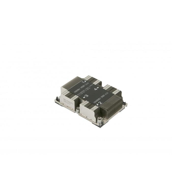 supermicro-snk-p0067ps-procesador-de-servidor-disipador-de-calor