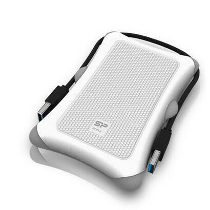 silicon-power-armor-a30-25-caja-de-disco-duro-hdd-blanco