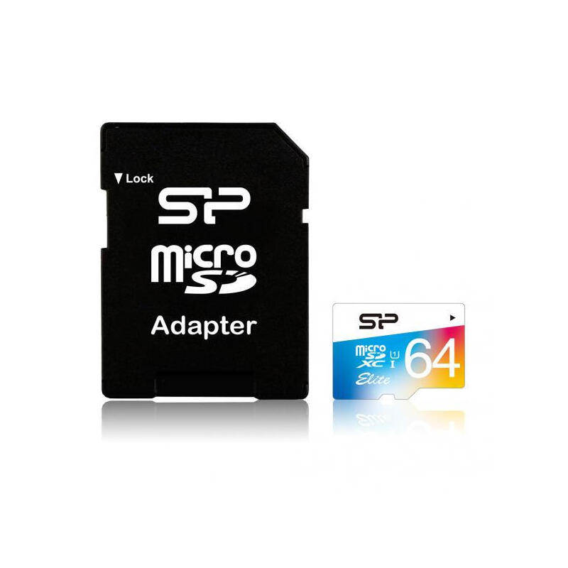 micro-sd-64gb-silicon-power-uhs-1-elitecl-10-wadaptcolor