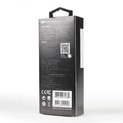 silicon-power-cargador-de-coche-boost-link-cc202p-negro