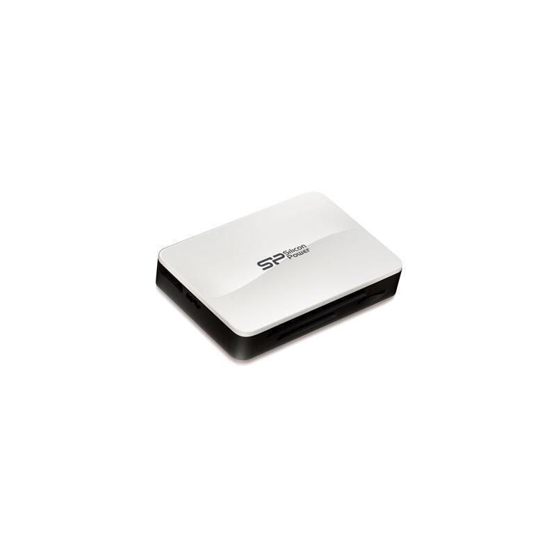 silicon-power-usb30-lector-de-tarjeta-blanco-usb-32-gen-1-31-gen-1