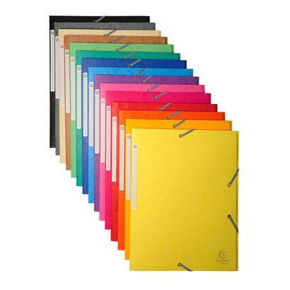 exaclair-pack-50-unidades-carpeta-de-gomas-de-carton-a4-colores-surtidos-3-solapas-maxi-capacity-exacompta