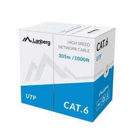 lanberga-bobina-de-cable-lcu6-10cc-0305-srj45cat6utpawg23305mgris