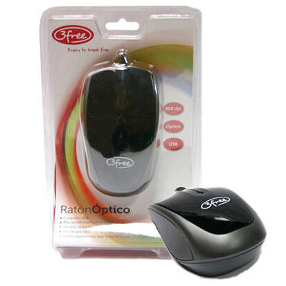 3free-mouse-optico-usb-mcn301-color-negro