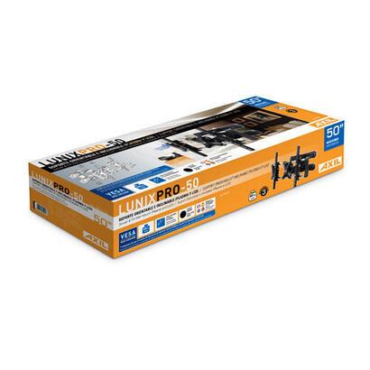 engel-soporte-pantalla-32-50-articulable-color-negro-lunixpro-50-ac0542e