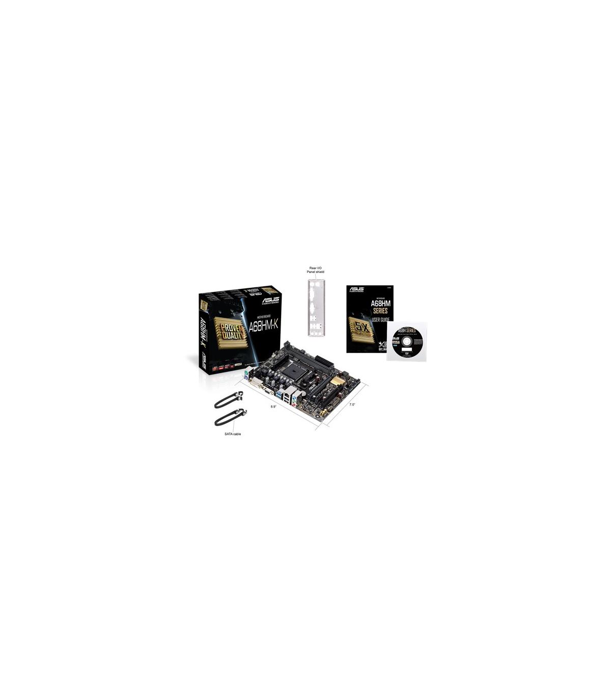 PB ASUS FM2 A68HM-K AMD/A68H/2DDR3/32GB/VGA+DVI/GBLAN/MATX (10)