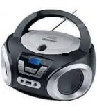 Radio y CD portátil