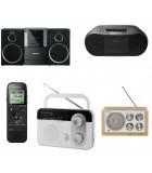 Reproductores de música y radio